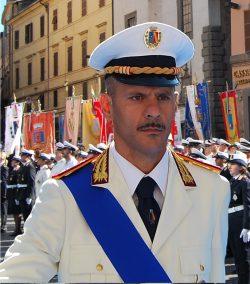 Foto Comandante